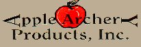 Apple Archery Products, Inc.