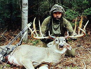 Mitch Rompola's Possible New World Record Whitetail